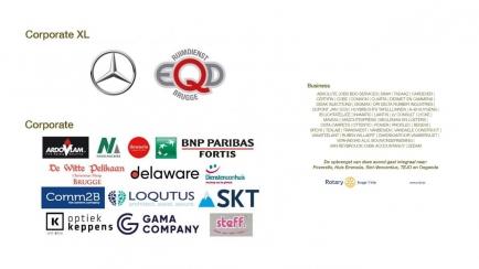 Onze sponsors!